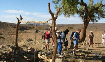 Trek et randonnée au Maroc