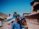 En famille au Maroc dans la vallée heureuse