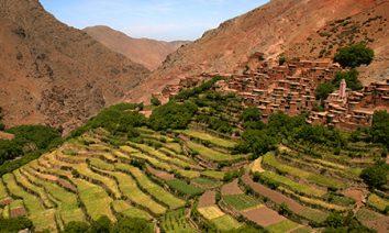 Villages berbères